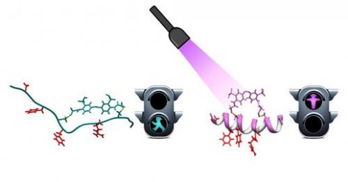 Pioneering breakthrough of chemical nanoengineering to design drugs controlled by light