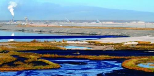 Taking another look at tailings ponds, ducks and cannons