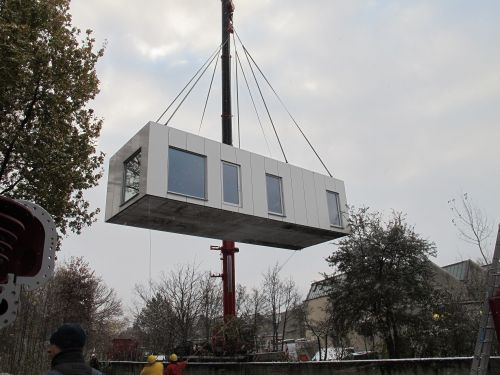 University of Stuttgart gets a research house for solar heat storage