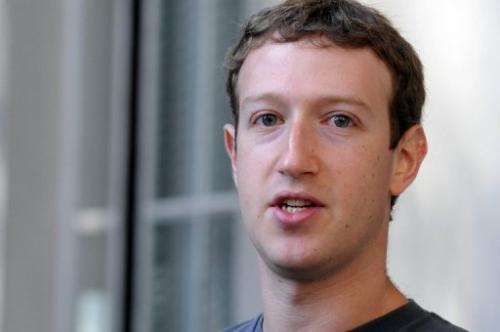 Facebook co-founder Mark Zuckerberg on November 7, 2011 in Cambridge, Massachusetts