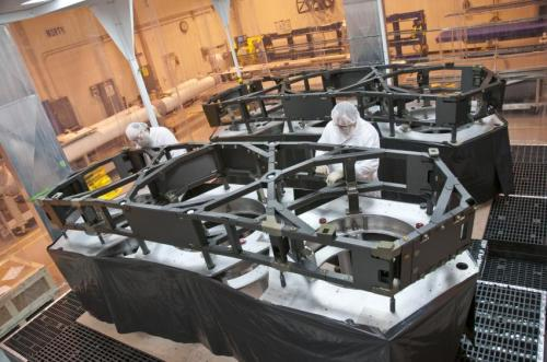 NASA's Webb Telescope gets its wings