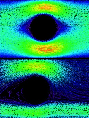 Penn Research Helps to Show How Turbulence Can Occur Without Inertia