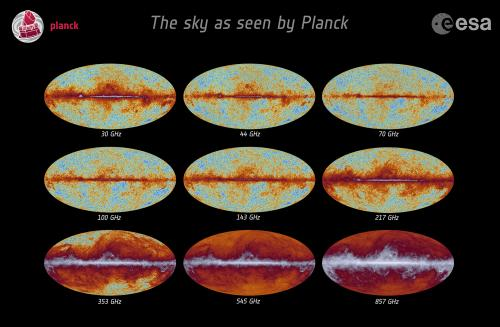 Celebrating the legacy of ESA's Planck mission