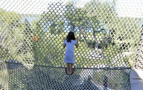 Children's garden in Dallas aims to teach science