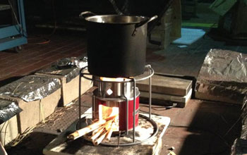 Cooking up clean air in Africa: Reducing air pollution and meningitis risk in Ghana