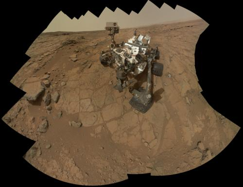 Curiosity performs warm reset