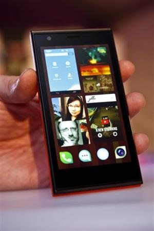 Ex-Nokia engineers launch new smartphone