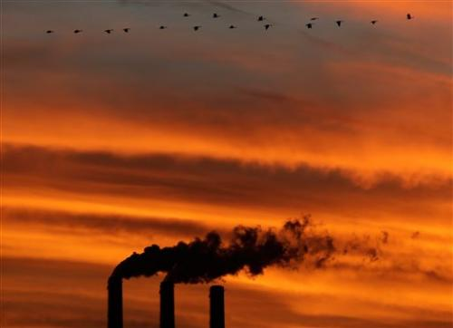 Greenhouse gas level highest in two million years, NOAA reports
