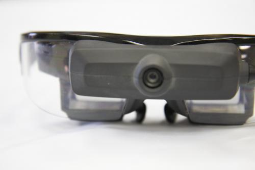 Intelligent glasses designed for professors