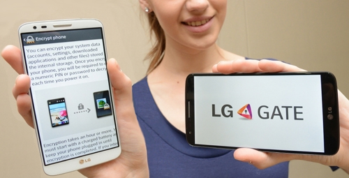 LG INTRODUCES SECURE, ENTERPRISE-READY MOBILE PLATFORM FOR BUSINESS SECTOR