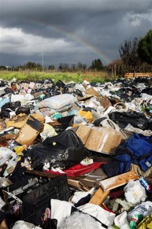 Mafia toxic waste dumping poisons Italy farmlands