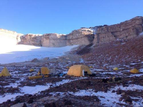 Mars Icebreaker Life Mission