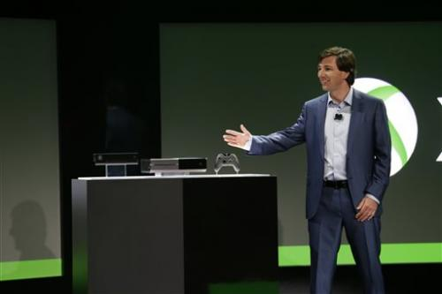 Microsoft reveals Xbox One entertainment console