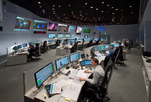 Mission control ready for Gaia launch