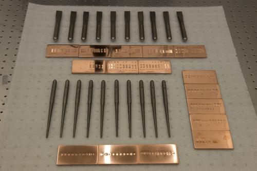 PML study supports validity of toolmark identification in forensics