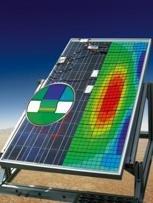 Predicting the life expectancy of solar modules