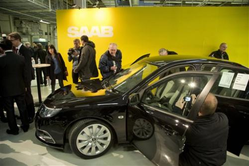 Saab is back: First cars produced under new owners