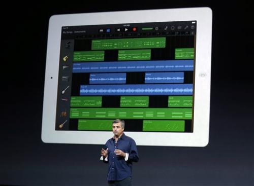 Apple unveils new Macs, iPad ahead of holidays
