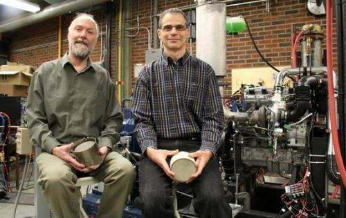 Researchers put pedal to the metal to improve diesel engines