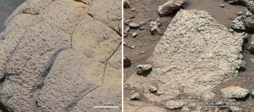 Curiosity rover finds conditions once suited for ancient life on Mars