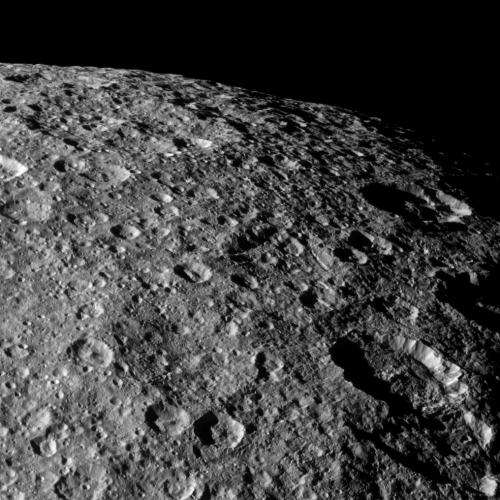 Cassini makes last close flyby of Saturnian moon Rhea