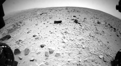 Curiosity Mars Rover Passes Kilometer of Driving