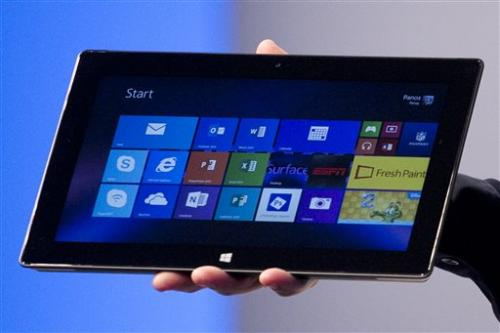 Review: New Surface tablets great for productivity
