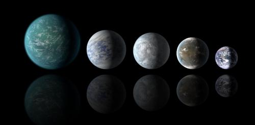 Super-earth or mini-neptune? Telling habitable worlds apart from lifeless gas giants