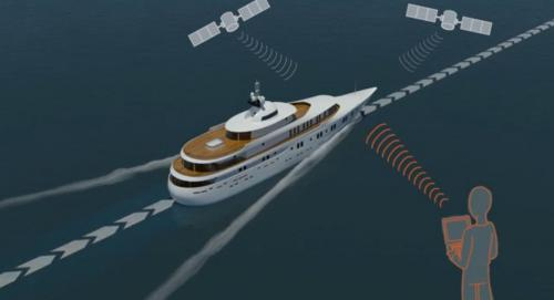 Researchers successfully spoof an $80 million yacht at sea (w/ Video)