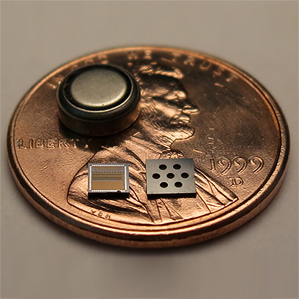 3-D gesture-recognition chip could be a boon to wearable gadgets (w/ Video)