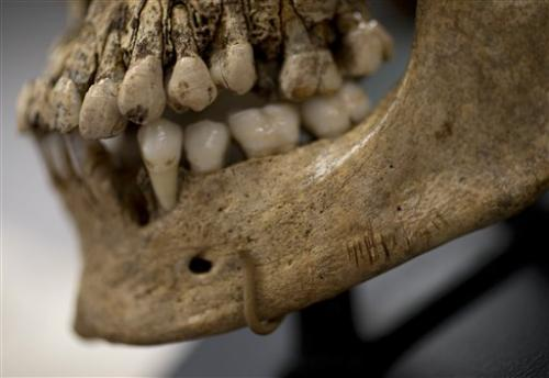 Scholars find cannibalism at Jamestown settlement