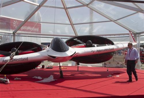Paris Air Show peek: Wide-body battle and drones