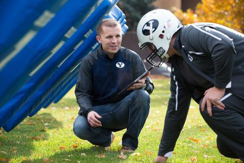 Smart foam takes aim at concussions by measuring helmet impact