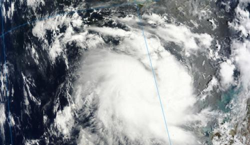 NASA sees Tropical Cyclone Alessia form, threaten western Australia