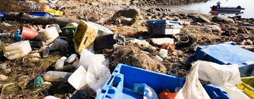 Researchers study microplastic pollution effect on ocean ecology