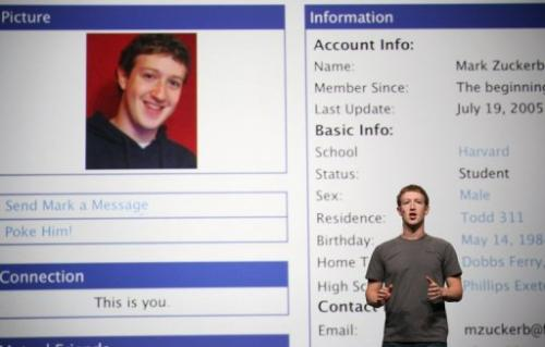Facebook CEO Mark Zuckerberg speaks at the San Francisco Design Center on September 22, 2011