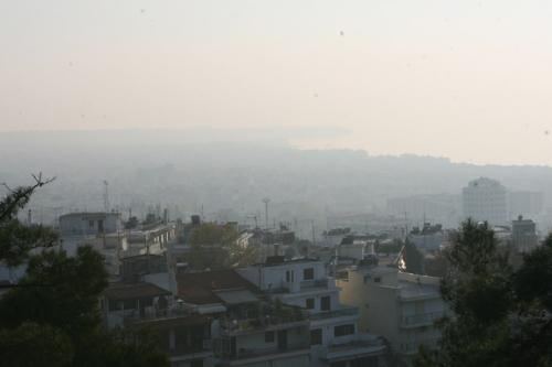 Greek economic crisis leads to air pollution crisis