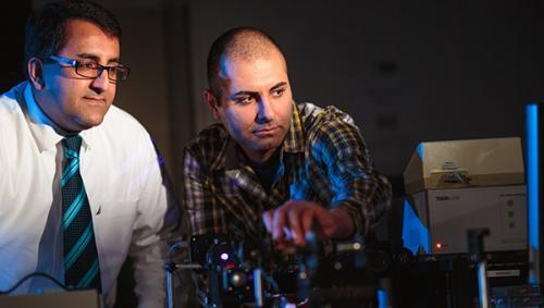 Researchers create novel optical fibers