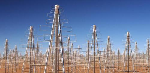 Work begins on world's most powerful radio telescope