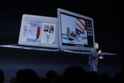 Apple revamps look of iPhone, iPad software