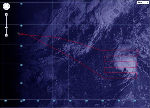 NASA's TRMM satellite and HS3 mission checking out Tropical Storm Humberto