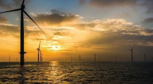 Britain's London Array is world's biggest offshore wind farm