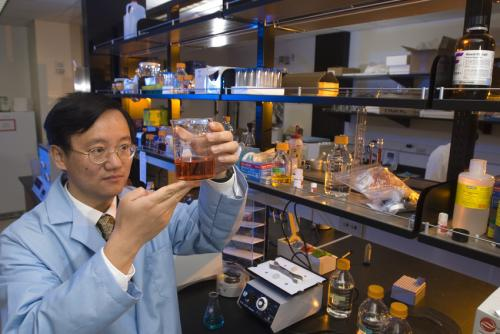 Breakthrough in hydrogen fuel production could revolutionize alternative energy market