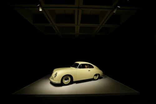 Porsche exhibit opens in North Carolina