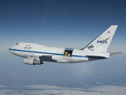 Airborne observatory records outer space in unprecedented detail