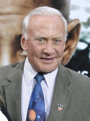 Aldrin: 'After Earth' noisier than space really is