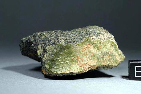 A meteorite mystery