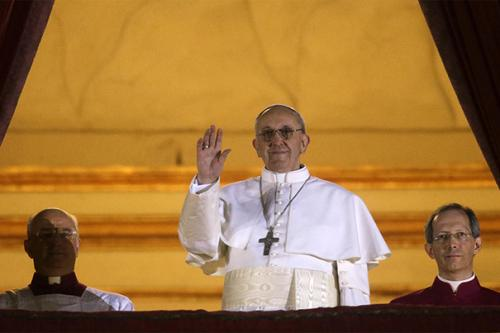 A new face at the Vatican: Harvard analysts weigh in on Catholic Church's pope, and its future