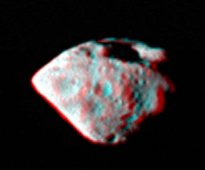 Asteroid Steins in 3D