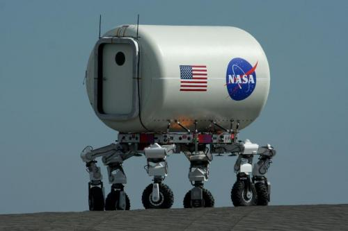 ATHLETE rover